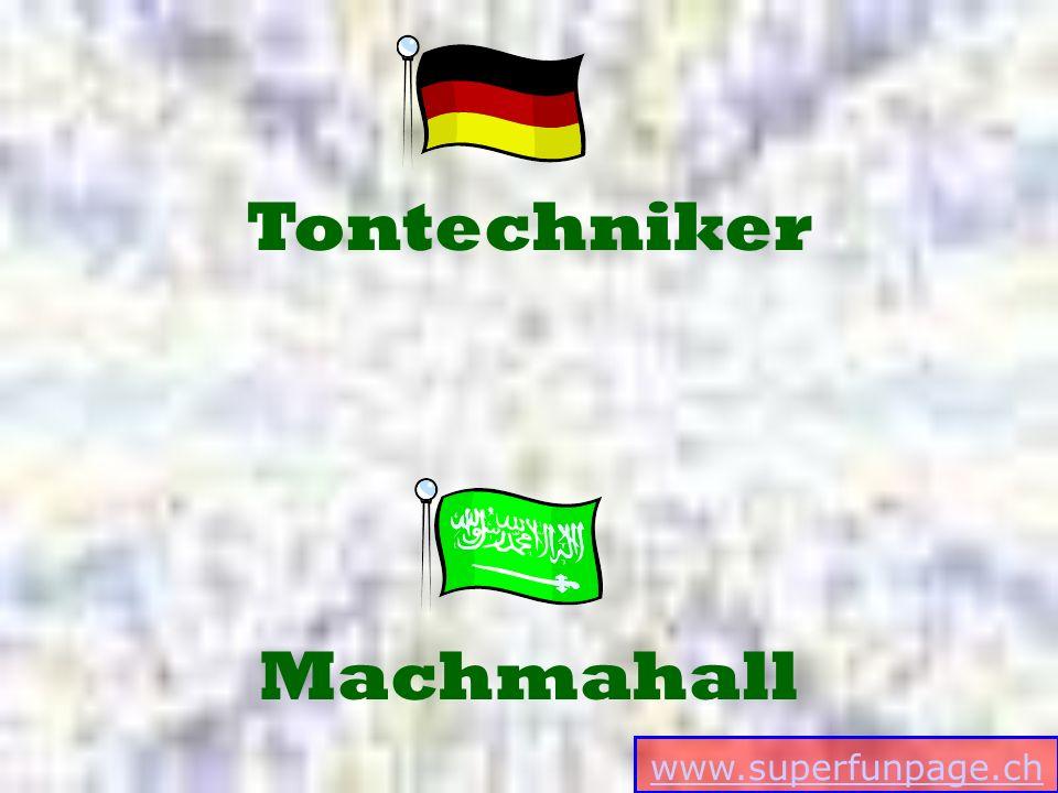 www.superfunpage.ch Machmahall Tontechniker