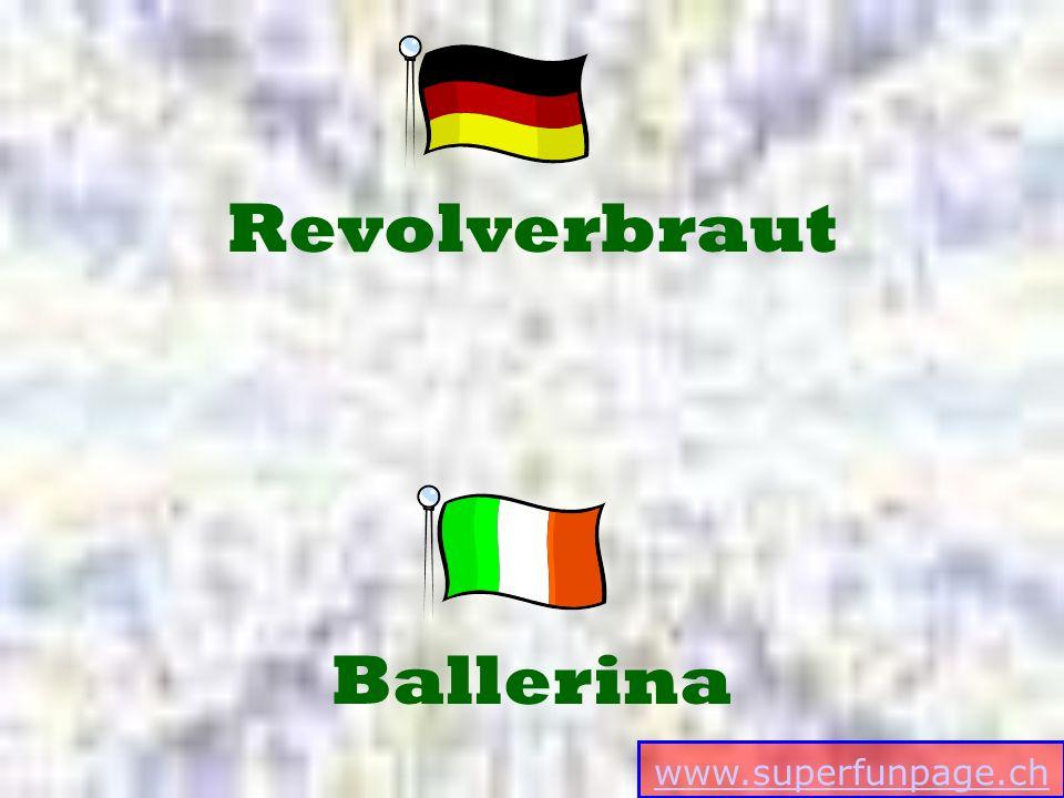 www.superfunpage.ch Ballerina Revolverbraut