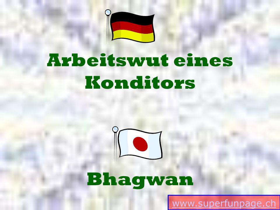 www.superfunpage.ch Bhagwan Arbeitswut eines Konditors