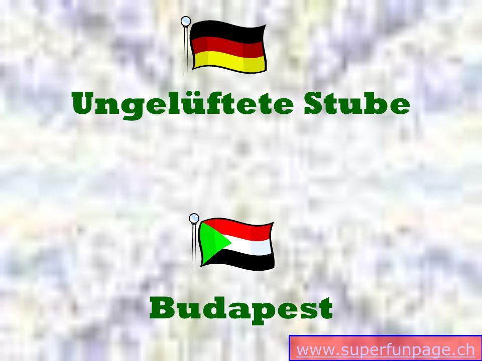 www.superfunpage.ch Budapest Ungelüftete Stube
