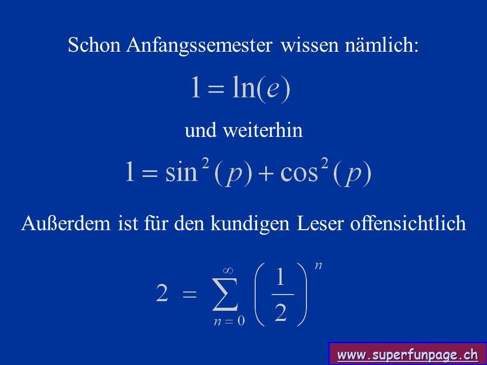www.superfunpage.ch Daher kann in der Form viel wissenschaftlicher ausgedrückt werden.