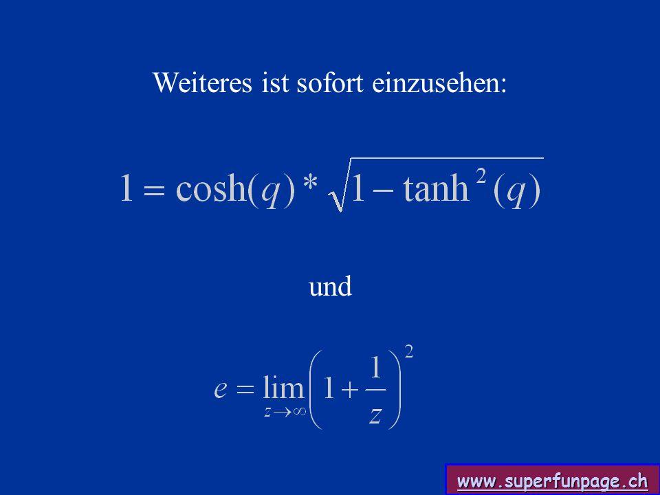 www.superfunpage.ch Deshalb kann nun zu folgender Form vereinfacht werden: