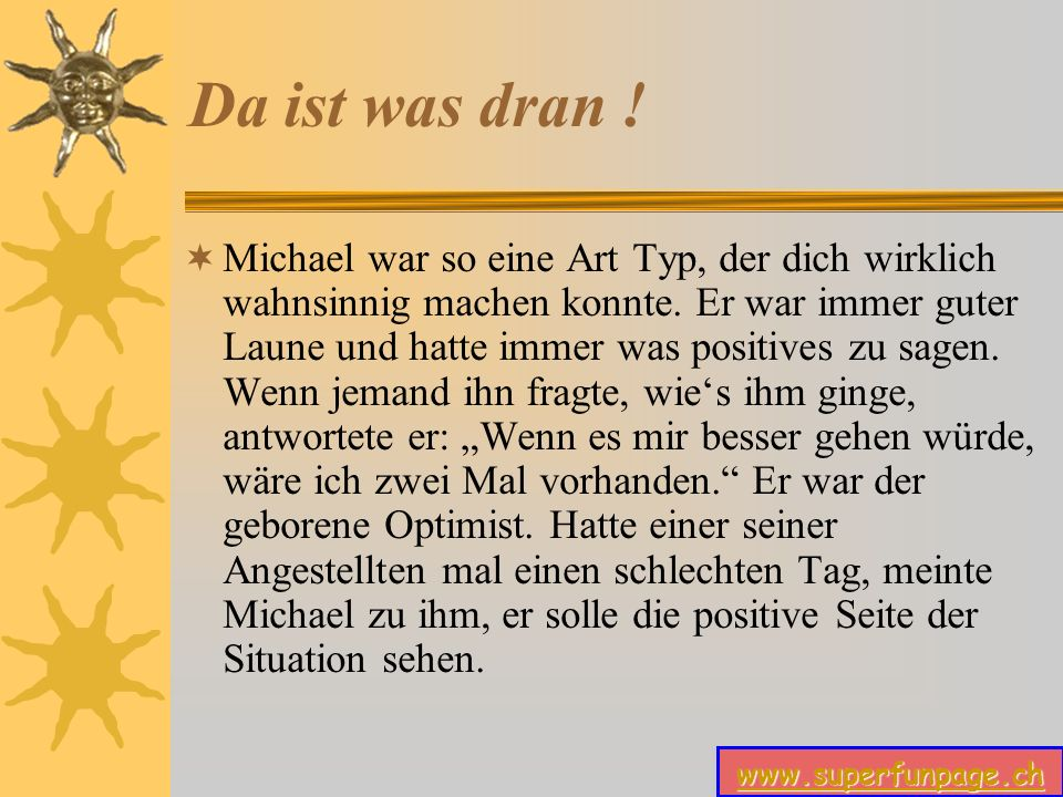 www.superfunpage.ch Da ist was dran .