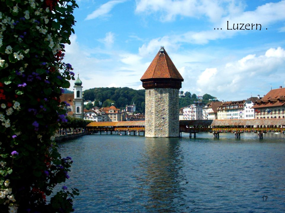 17... Luzern.