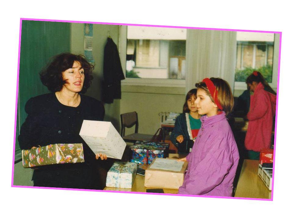 Während des Besuchs der Duisburger Delegation unserer Schule erreicht uns die Nachricht von der schweren Erkrankung von Kristina Sovulj, einer Schülerin der zweiten Klasse aus Kučiće.