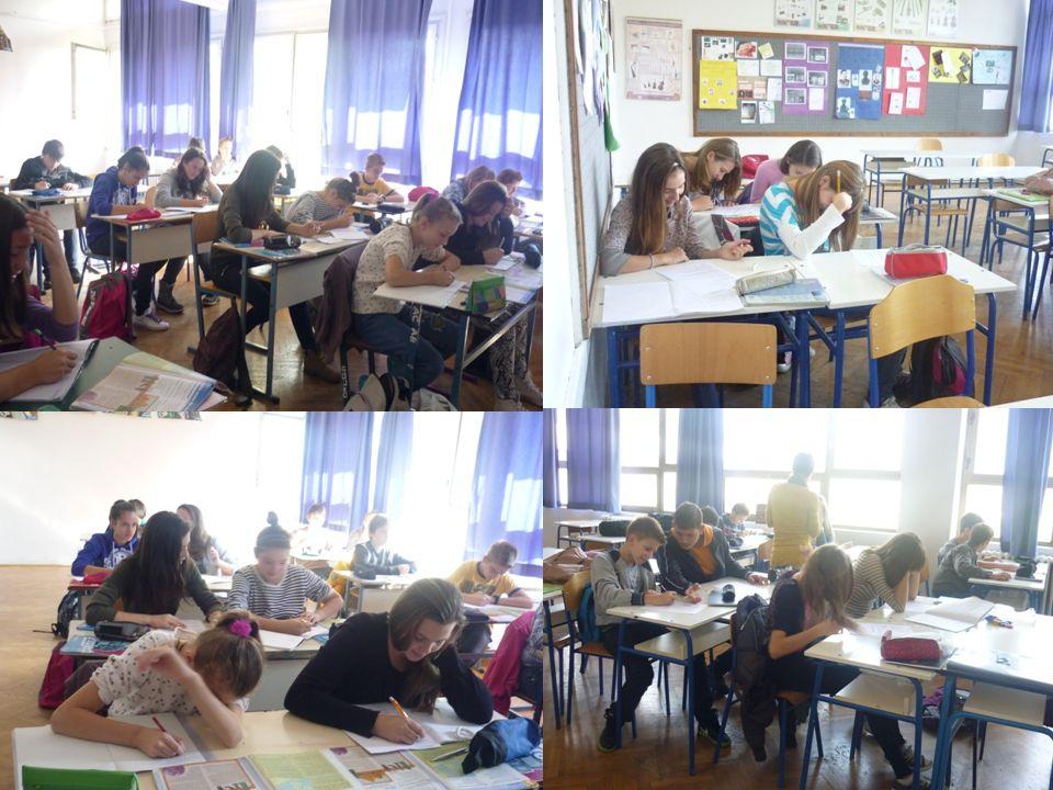 DSD PROJECT 17 Grundschule Vugrovec- Kašina Grundschule Luka Beliebte Schulfächer: Sport, Zeichnen, Biologie Beliebte Schulfächer: Sport,Englisch
