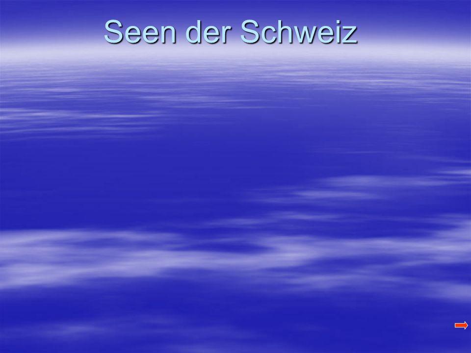 Seen der Schweiz