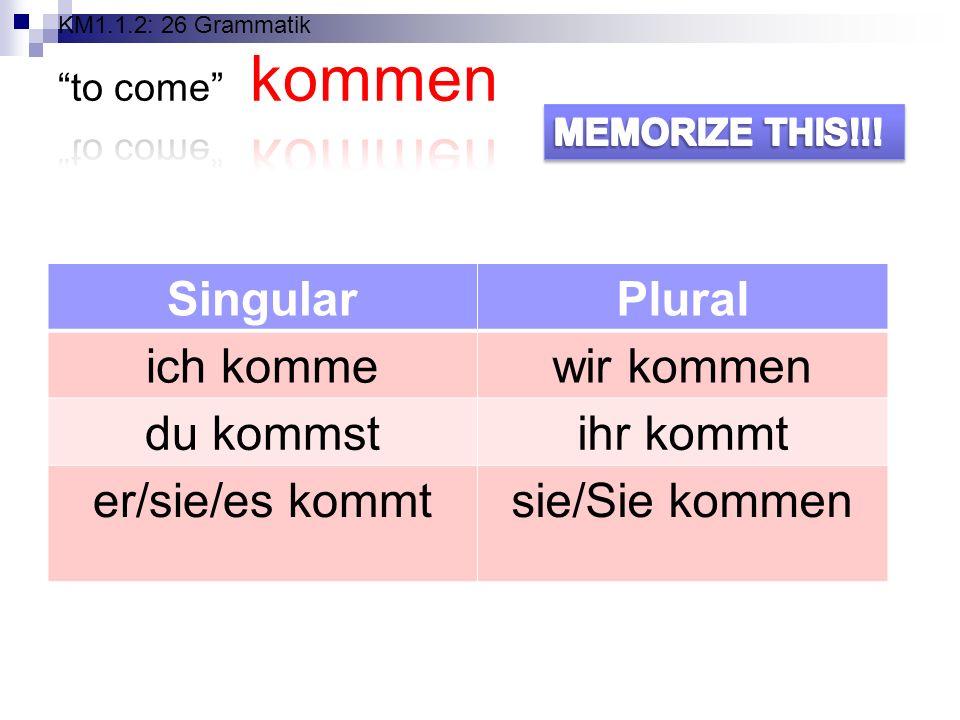 KM1.1.2: 27 Die Bundesrepublik Deutschland (Die BRD) Bundesrepublik heißt Federal Republik auf Deutsch.