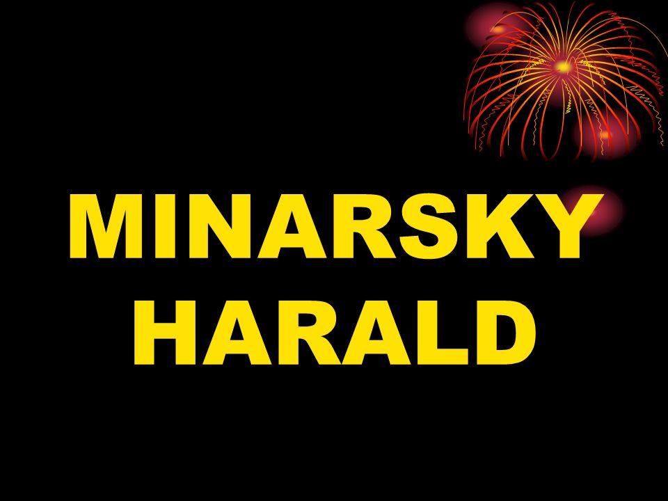 MINARSKY HARALD