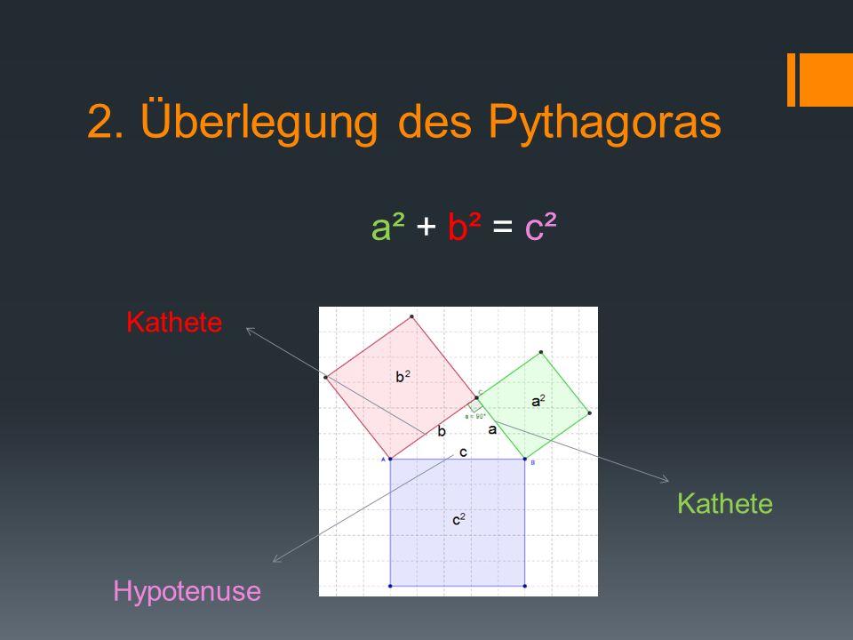 Weitere Satzgruppen des Pythagoras HöhensatzKathetensatz