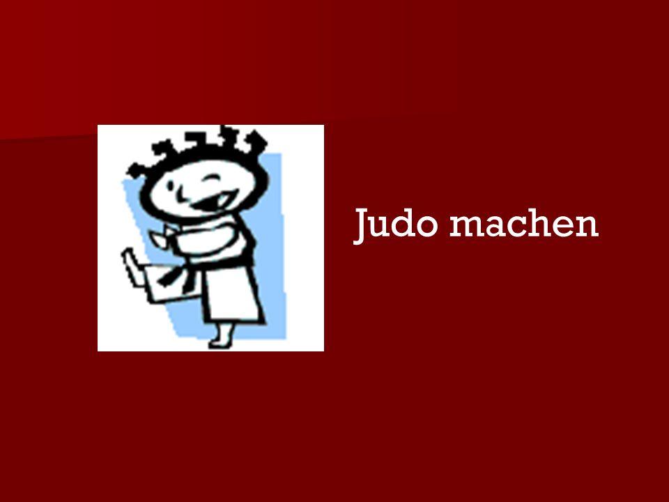 Judo machen