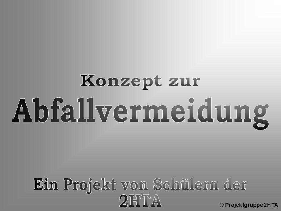 © Projektgruppe 2HTA