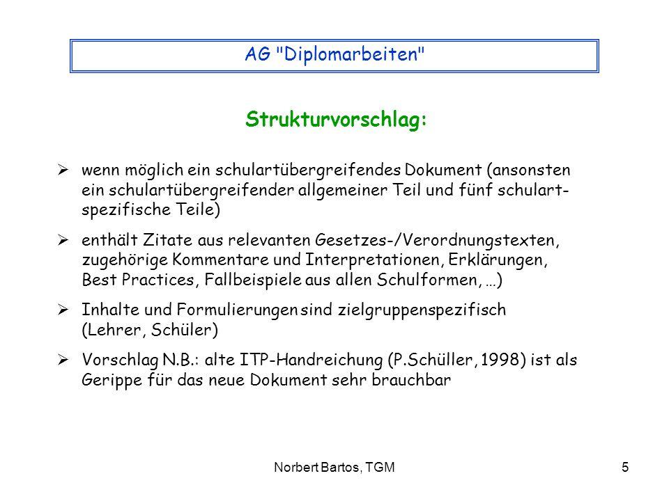 Norbert Bartos, TGM5 AG