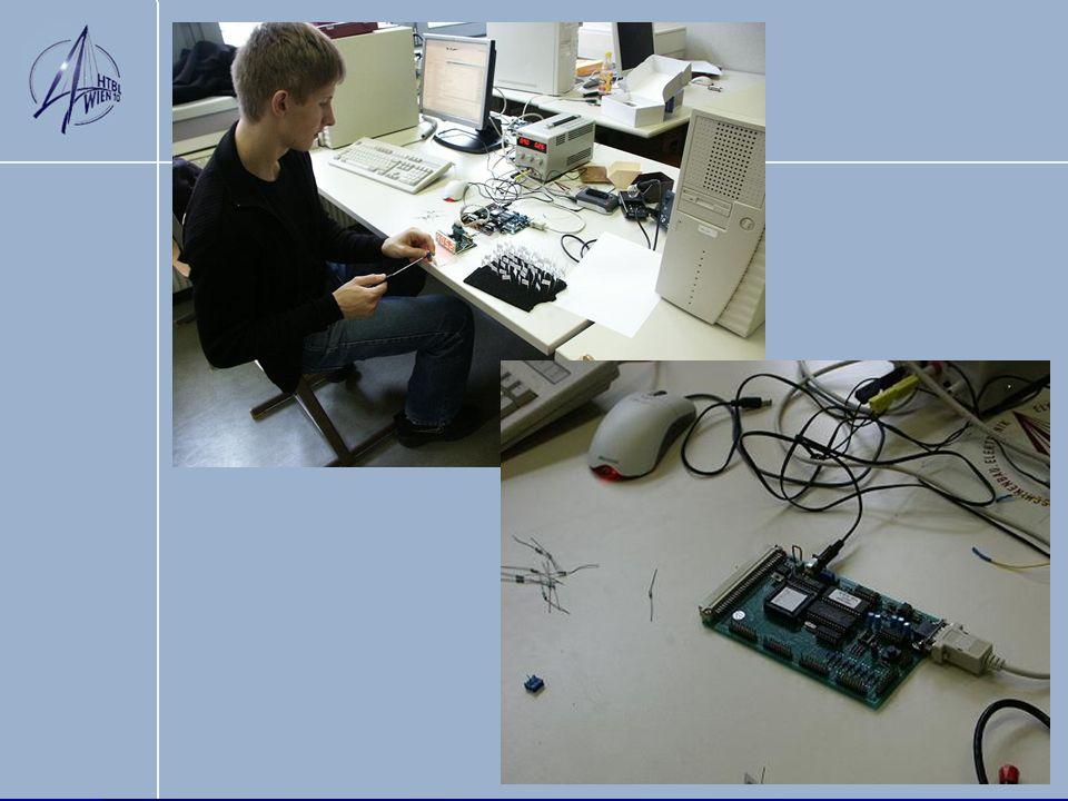 Delphi- Oberfläche Gibt den Normwert auf dem PC- Bildschirm aus.