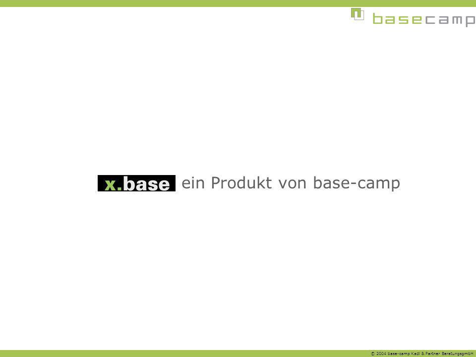 © 2004 base-camp Kadl & Partner BeratungsgmbH ein Produkt von base-camp