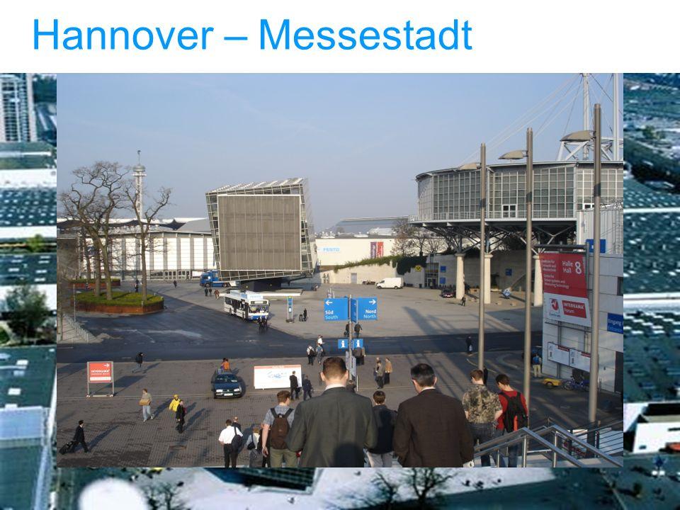 Hannover – Messestadt