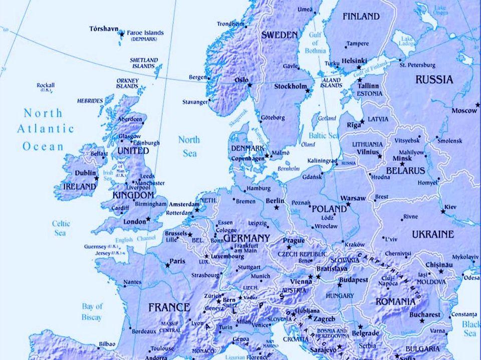 An welche Staaten grenzt sie.