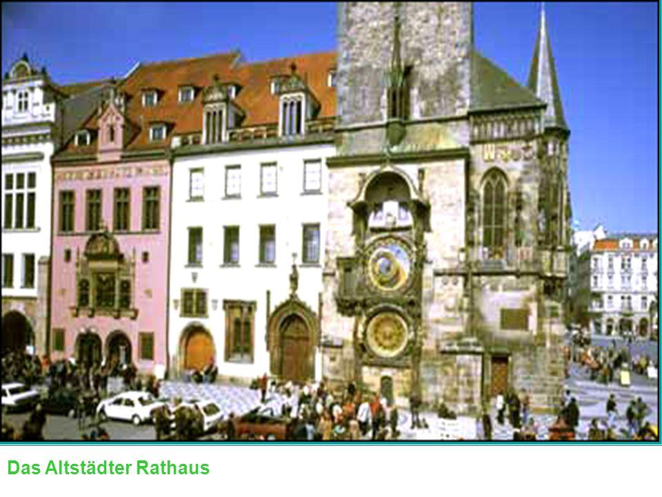 Das Altstädter Rathaus
