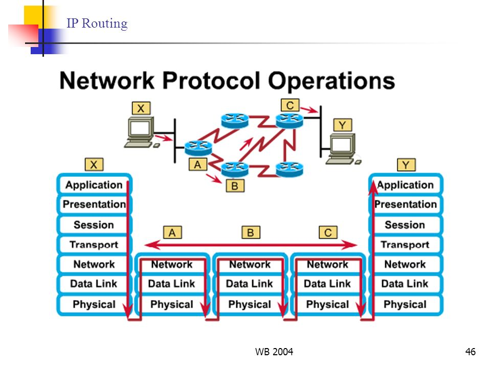 WB 200446 IP Routing