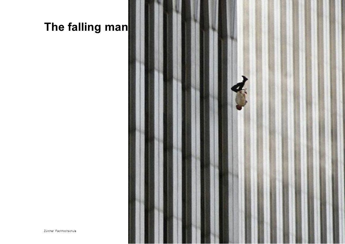 Zürcher Fachhochschule 20 The falling man