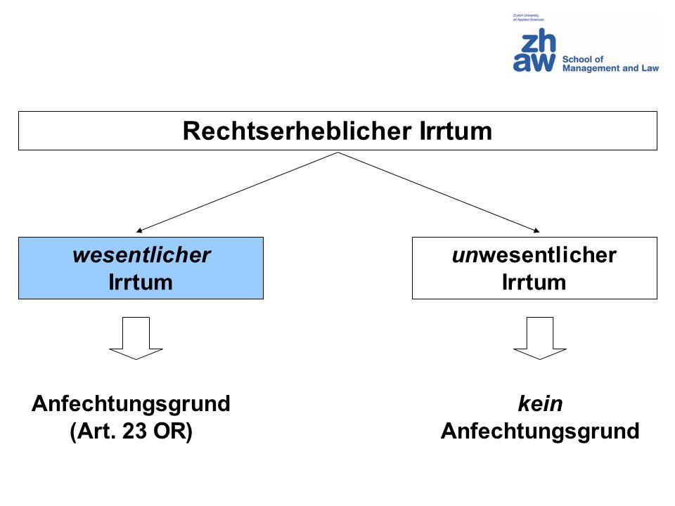 AB Wille Erklärung A B Konsens Drohungshandlung Furchterregung / Drohung (Art.