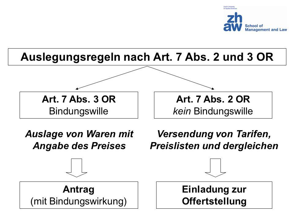 Der Widerruf von Willenserklärungen GrundsatzAusnahme (Art.