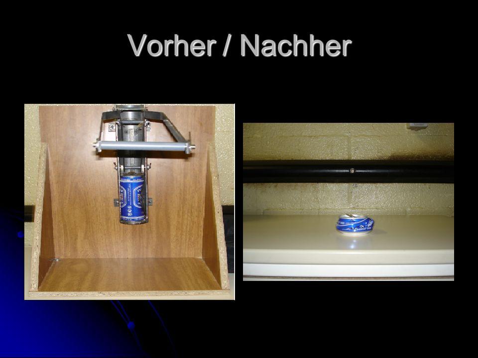 Vorher / Nachher