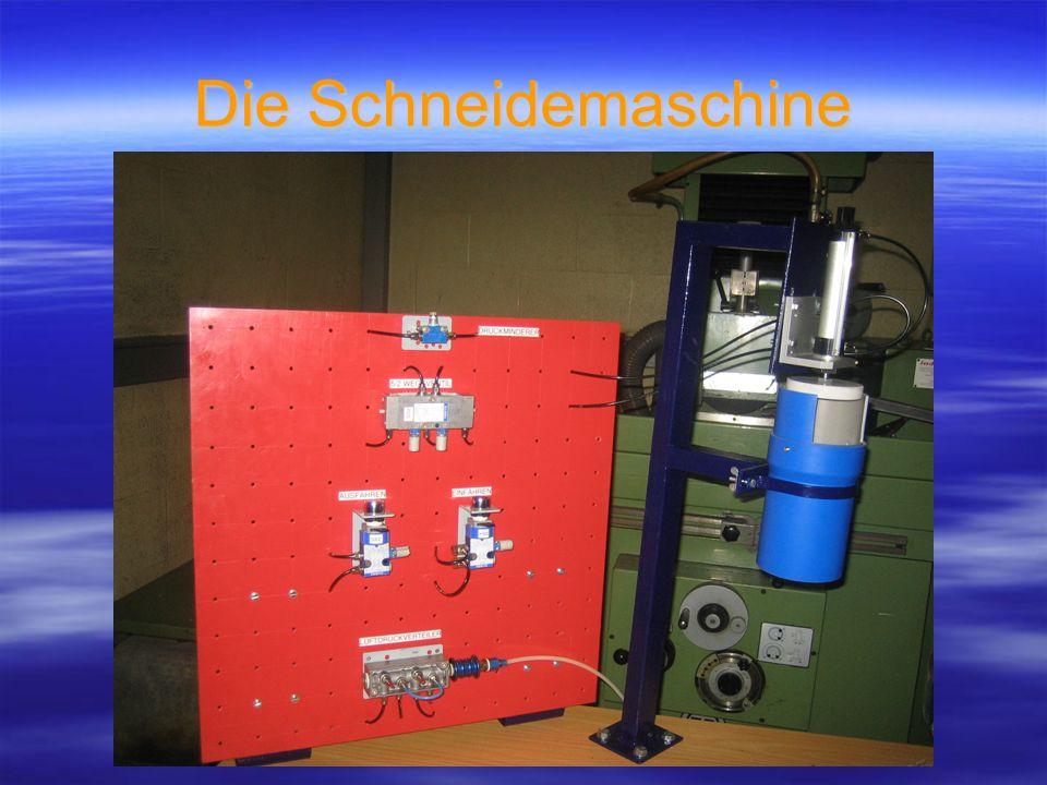 Technische Umsetzung Pneumatischer Zylinder Schneidgitter Für jegliches Obst geeignet