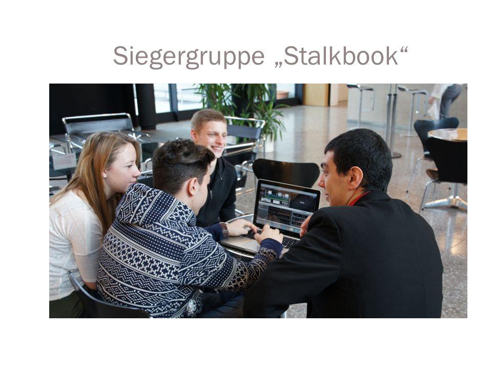 Siegergruppe Stalkbook