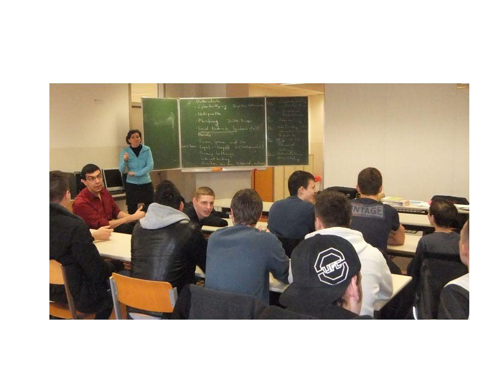 Mittwoch Kurzes Kennenlernen Einteilung der Gruppen Clips drehen Rahmenbedingungen 1.