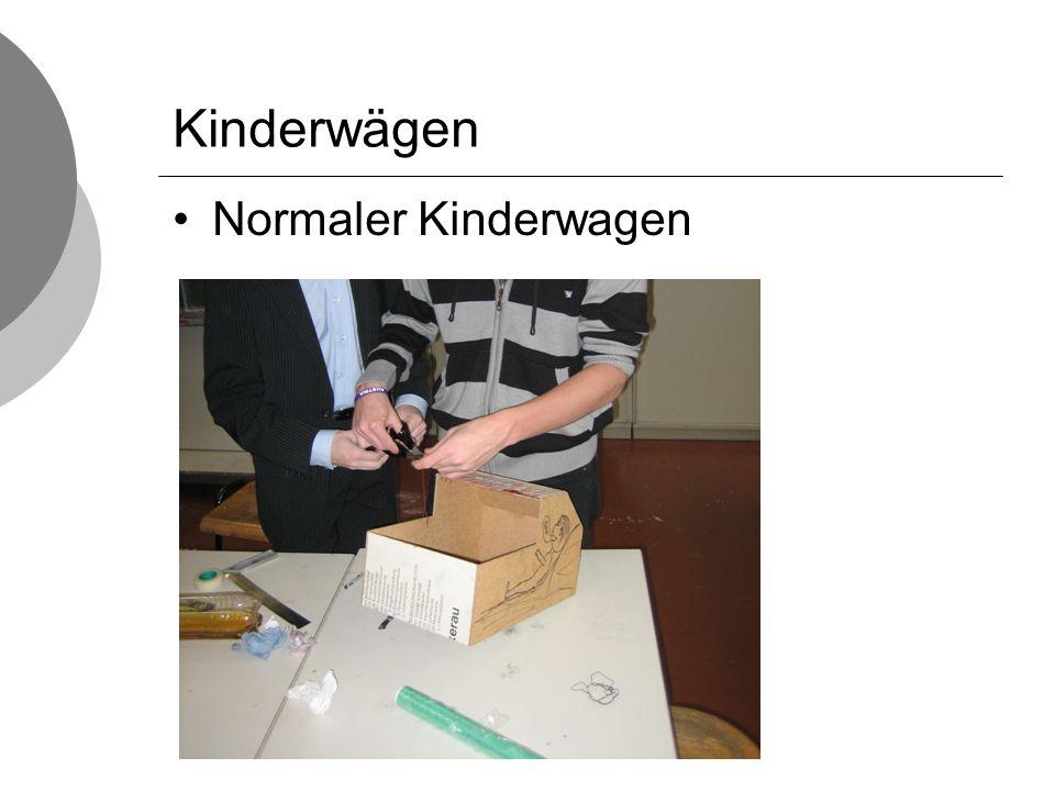 Kinderwägen Normaler Kinderwagen