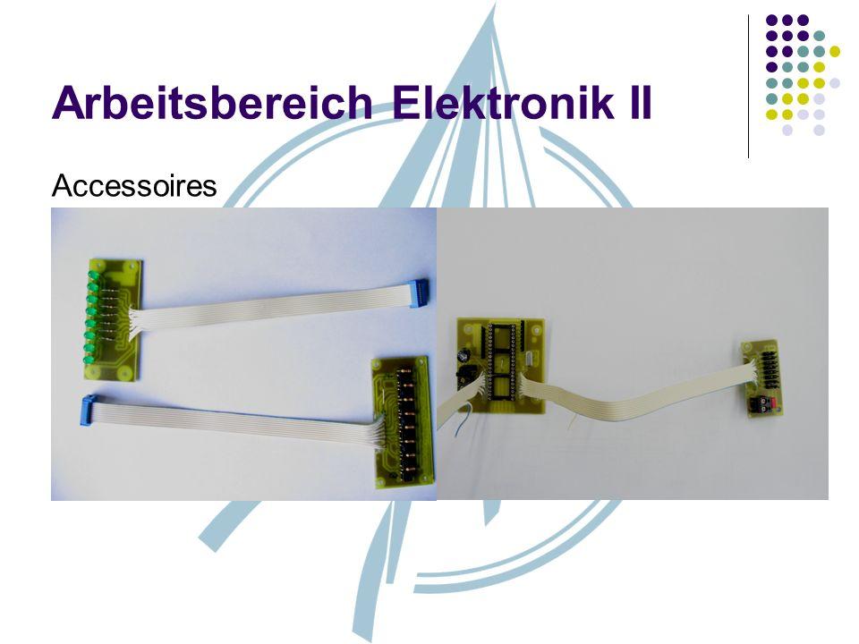 Arbeitsbereich Elektronik II Accessoires