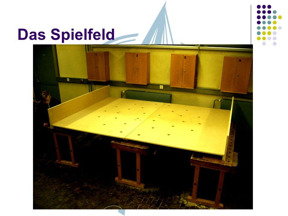 Arbeitsbereich Mechanik Gehäuse Antrieb Bürste Ballspender