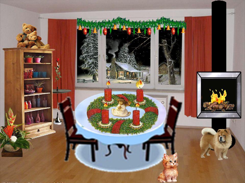 Wir wünschen euch allen eine besinnliche Adventszeit