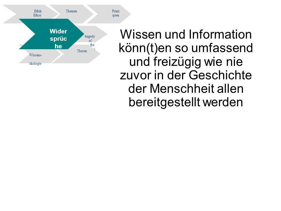 41 Information Engineering - Department of Computer and Information Science University of Constance Informationsethik- Wissen und Information in elekt