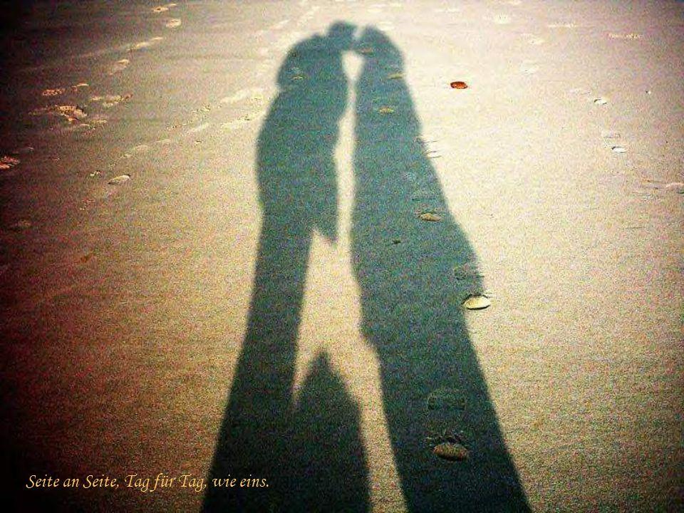 Diese süße Liebe gehört uns, weit über alle Zeit und alle Maßen hinaus,