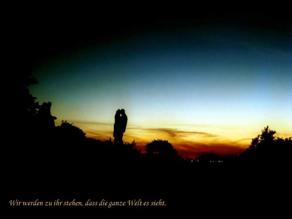 Die Jahre können nicht nehmen, was zwischen dir und mir ist.
