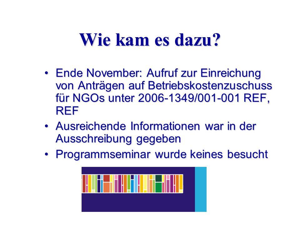 Projektträger: Europahaus Klagenfurt mit Land Kärnten, Landesschulrat für Kärnten, Pädagogische Akademie des Bundes in Kärnten, Pädagogisches Institut des Bundes, Alpen-Adria-Universität Klagenfurt, Kärntner Medienzentrum.