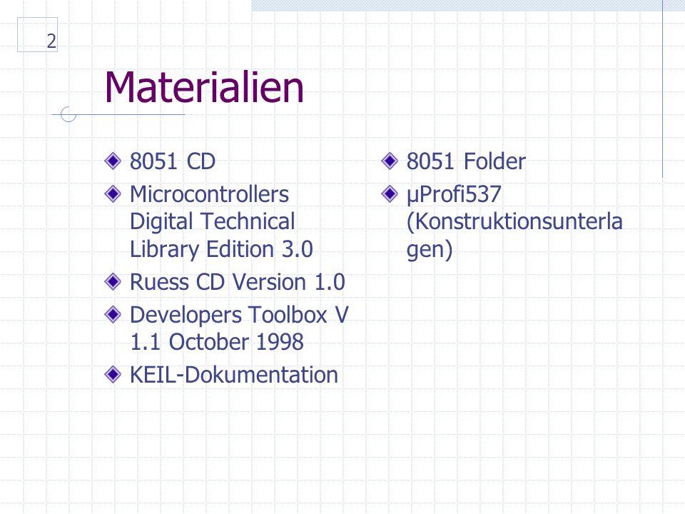 3 Die CD Quellen RUESS-CD Developers Toolbox Web-Quellen Skriptum Walter Riemer PCNEWS Web + Artikel Starter-Kit-CD im Web: http://pcnews.at/ftp/uc/51/main.htm
