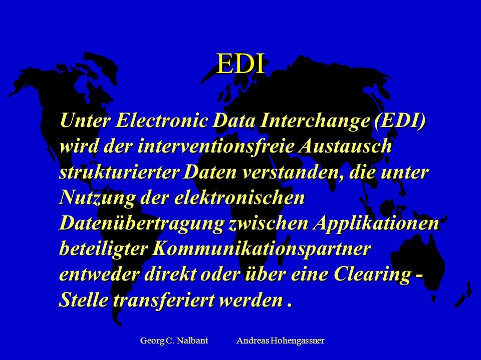 Georg C. NalbantAndreas Hohengassner Soll - Charakteristika von LITS Hauptaugenmerk auf den KundenHauptaugenmerk auf den Kunden Genauigkeit der DatenG