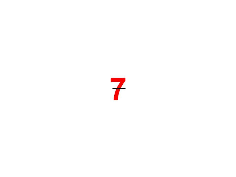 Wenn du zu denen gehörst, die die Zahl 7 mit einem Querstrich versehen, solltest du wissen, weshalb der existiert. Denn viele Menschen machen in die 7