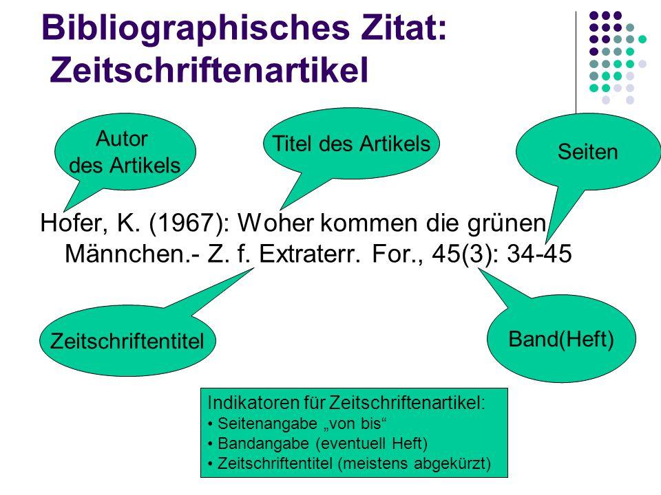 Bibliographisches Zitat: Monographie Müller, F. (1999): Die Geschichte der vielen grünen Männchen.- Salzburg: Marsverlag, 234 pp Autor Erscheinungsjah