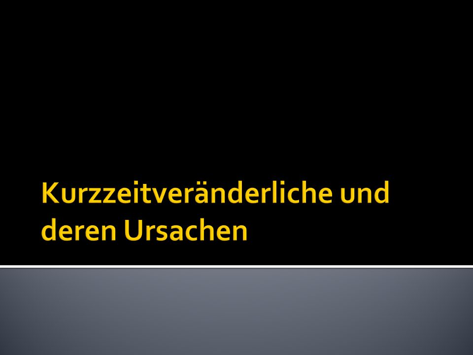 Periodendauer Sterngenerationen 1.Generation Kaum Eisen 2.