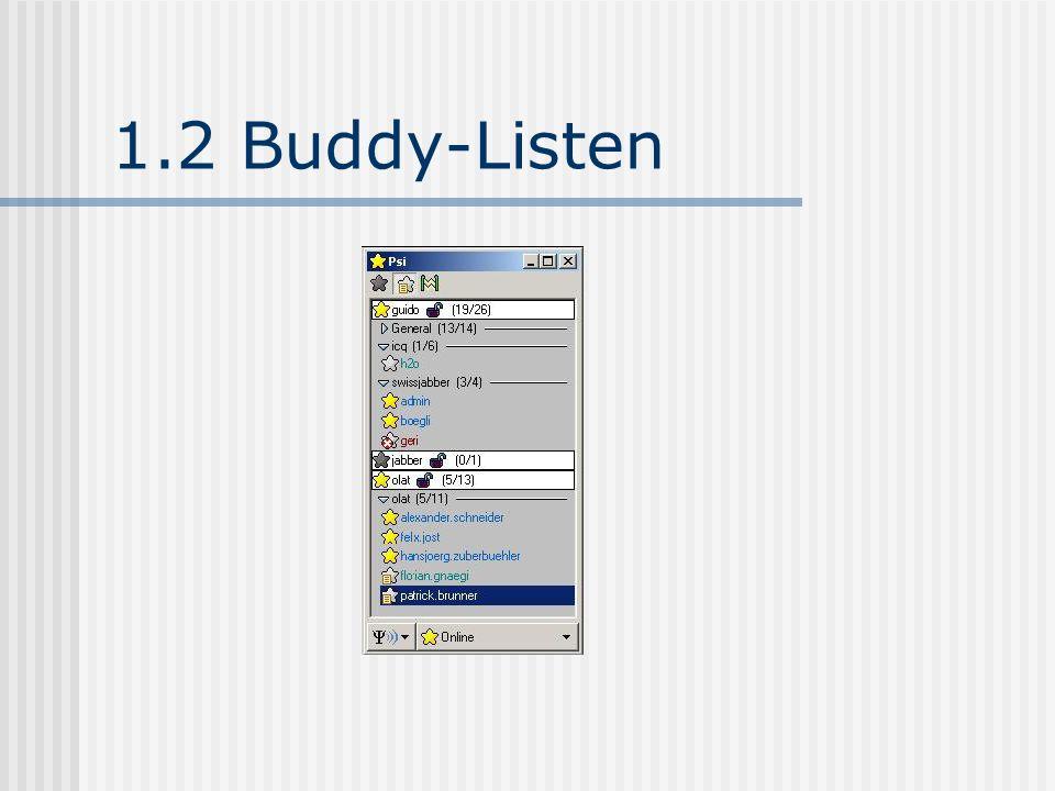 1.2 Buddy-Listen