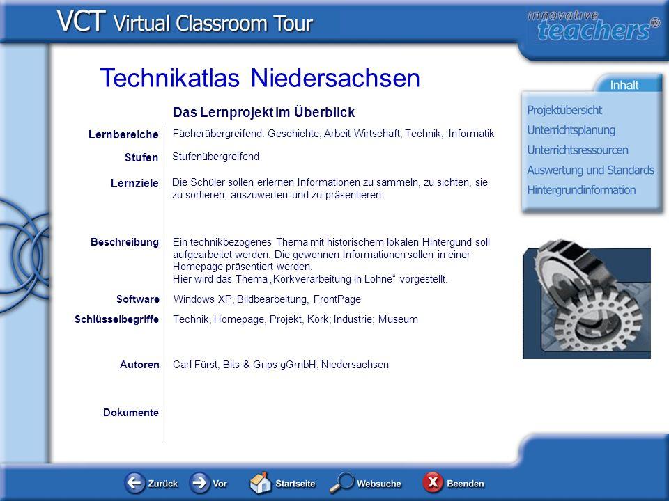 Dokumente AutorenCarl Fürst, Bits & Grips gGmbH, Niedersachsen Die Schüler sollen erlernen Informationen zu sammeln, zu sichten, sie zu sortieren, auszuwerten und zu präsentieren.