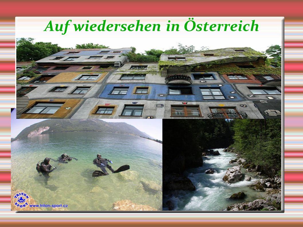 ein schöner Nachmittag in Österreich Österreich ist reich nicht nur an Naturschönheiten und Sehenswürdigkeit en, sondern es bietet den Touristen die besten Möglichkeiten.