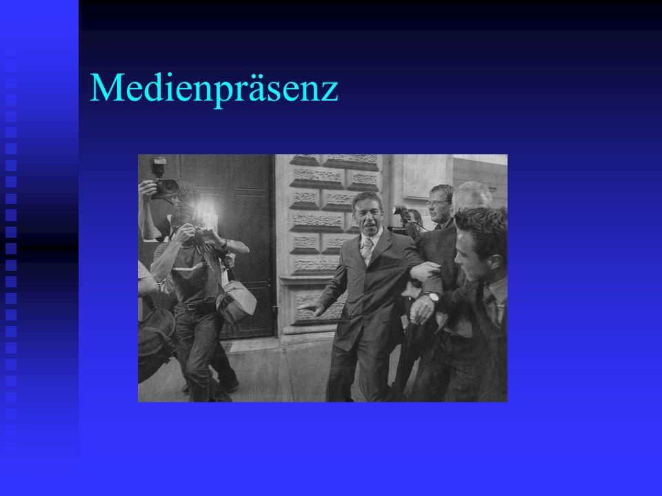 Medienpräsenz