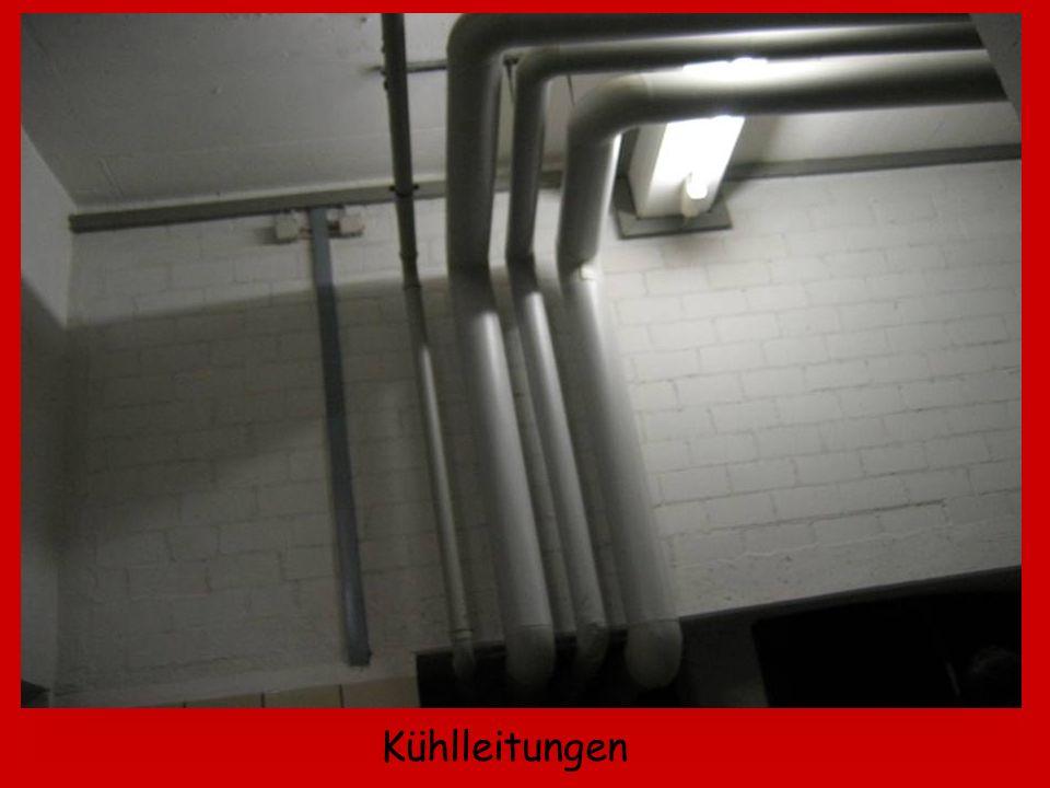 Kühlleitungen
