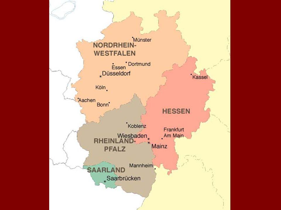 5.4A Im Westen Köln Fasching/Karnival die Römer das Ruhrgebiet der Rhein die Mosel
