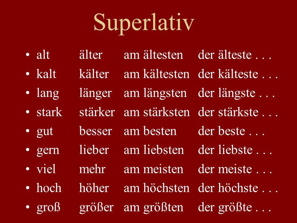 Machen Sie den Superlativ! the highest mountain in Austria